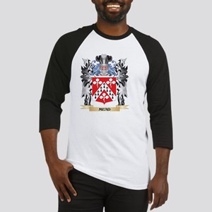 Mead Coat of Arms - Family Crest Baseball Jersey