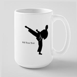 Karate Mugs