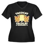 Tacocat Plus Size T-Shirt