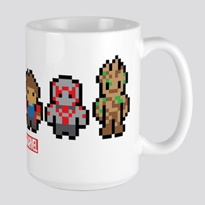 Guardians 8-Bit Large Mug