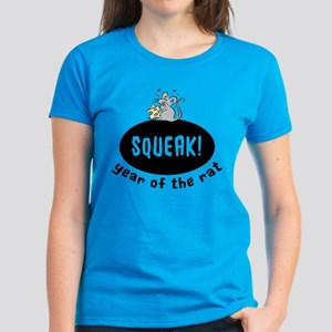 Women's Caribbean Blue T-Shirt