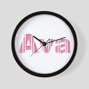 Ava Wall Clock