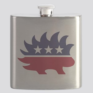 Libertarian party Flask