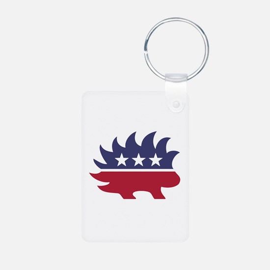 Libertarian party Keychains