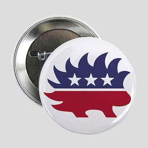 """Libertarian party 2.25"""" Button"""