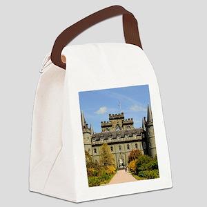 INVERARAY CASTLE Canvas Lunch Bag