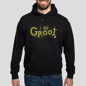 Guardians of the Galaxy Groot Hoodie (dark)