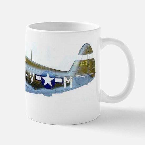 Cute P 47 thunderbolt Mug