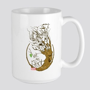Guardians Groot 2 Large Mug