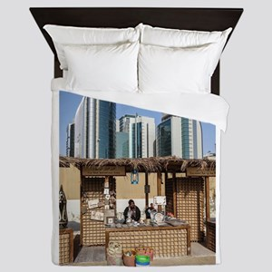 The Nature of the Emirates Queen Duvet
