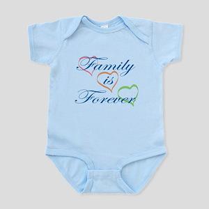 Family is Forever Infant Bodysuit