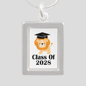 Class of 2028 Lion Necklaces