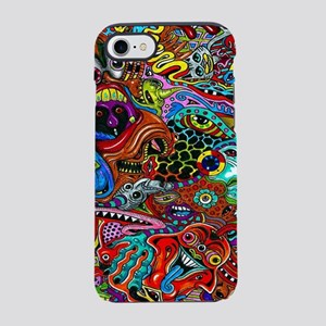 Abstract Painting iPhone 8/7 Tough Case