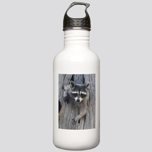 Raccoon in a Tree Stainless Water Bottle 1.0L