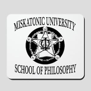 Philosophy Department Mousepad