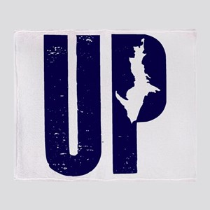 UP Michigan Throw Blanket