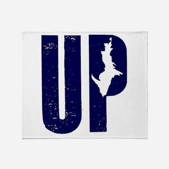 UP Michigan Throw Blanket