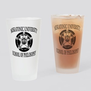 Philosophy Department Drinking Glass