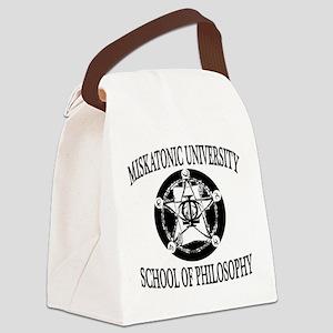 Philosophy Department Canvas Lunch Bag