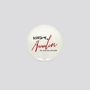 Team Annalise Mini Button