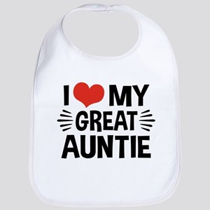 I Love My Great Auntie Bib