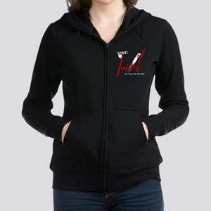 Team Laurel Women's Zip Hoodie