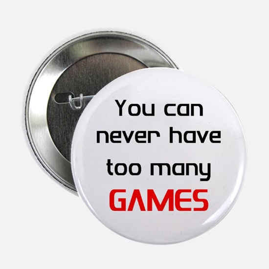"""many games 2.25"""" Button"""