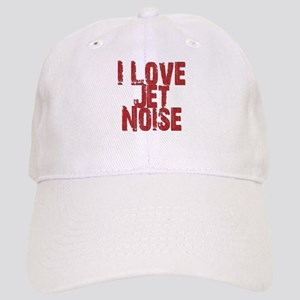 I Love Jet Noise Baseball Cap