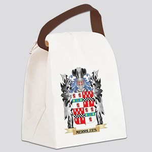 Merrilees Coat of Arms - Family C Canvas Lunch Bag