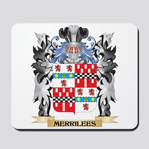 Merrilees Coat of Arms - Family Crest Mousepad