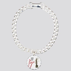 Claim Your Prize Charm Bracelet, One Charm