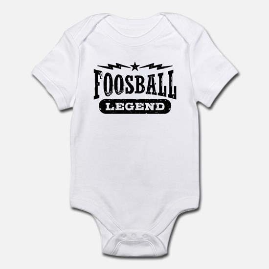 Foosball Legend Infant Bodysuit
