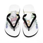 The Couple Flip Flops
