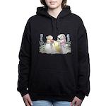 The Couple Women's Hooded Sweatshirt