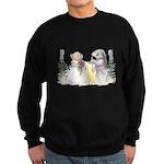 The Couple Sweatshirt (dark)