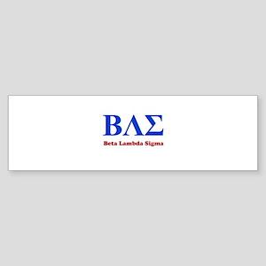 BAE Bumper Sticker