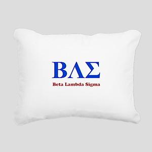 BAE Rectangular Canvas Pillow