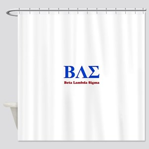 BAE Shower Curtain