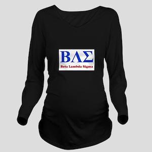 BAE Long Sleeve Maternity T-Shirt