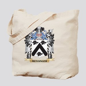 Messinger Coat of Arms - Family Crest Tote Bag