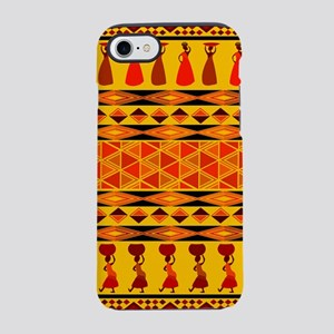 African Traditional Ornament iPhone 8/7 Tough Case