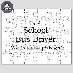 School Bus Driver Puzzle