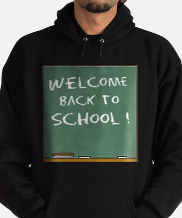 Welcome Back To School Hoodie