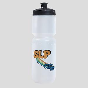 slp-retro Sports Bottle