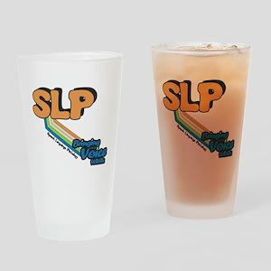 slp-retro Drinking Glass