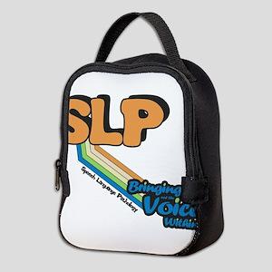 slp-retro Neoprene Lunch Bag