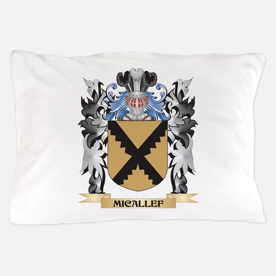 Micallef Coat of Arms - Family Crest Pillow Case