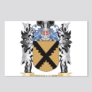 Micallef Coat of Arms - F Postcards (Package of 8)