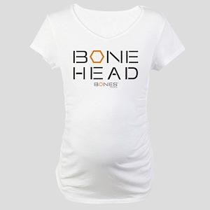 Bones Bone Head Maternity T-Shirt