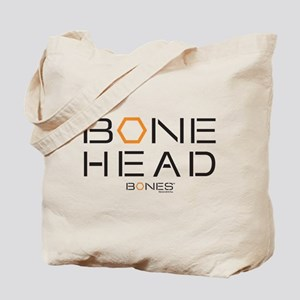 Bones Bone Head Tote Bag